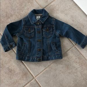 9 month Jean jacket Carters